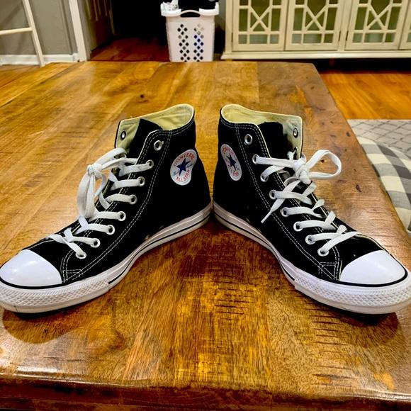 Men's Converse high top size 11